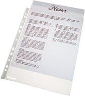 Esselte Showtas PP A4, 100 stuks Transparant