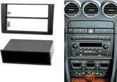 1-DIN frame AUTORADIO Kit Audi  A4 met symphony radio 11-001