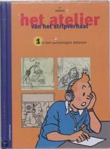 Atelier Van Het Stripverhaal / 1 Ik Leer Personages Tekenen