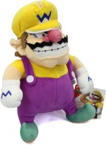Super Mario Bros: Wario 10 inch Plush