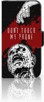 Apple iPhone 7 | 8 Boekhoesje Design Zombie Blood