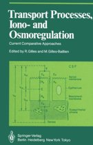 Transport Processes, Iono- and Osmoregulation