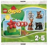 LEGO DUPLO Bos Dieren - 30217