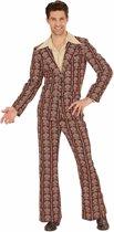 Jaren 70 old school kostuum voor mannen - Verkleedkleding