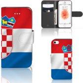 Bookstyle Case iPhone 5s | SE Kroatië