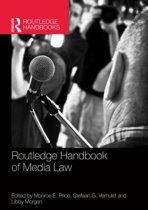 Routledge Handbook of Media Law