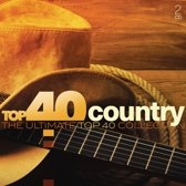 CD cover van Country - Top 40 van Various