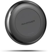 """RAVPower Draadloze Oplader 10W  Quick Charge 3.0 Zwart """