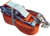 Spanband Industrieel 10 meter Oranje