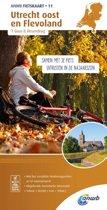 ANWB fietskaart 11 - Utrecht oost en Flevoland,'t Gooi & Heuvelrug 1:50.000