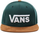Vans Mn Drop V Ii Snapback - Vans Trekking Green/Khaki