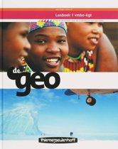 De Geo aardrijkskunde / 1 VMBO-KGT / deel Lesboek
