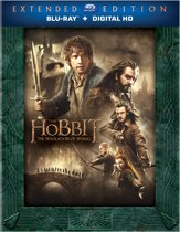 The Hobbit 2 (Extended Edition) (Blu-ray)