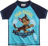 Paw Patrol Swim-Shirt-marineblauw - Maat 104