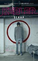 Boek cover Joona Linna 4 - Slaap van Lars Kepler (Paperback)