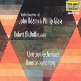 Adams Glass Violin Concertos McDuffie Eschenbach et al