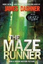 Omslag van 'The Maze Runner'
