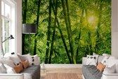 W & G Fotobehang Bamboo Forest - 8 delig