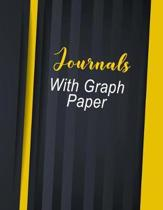Journals with Graph Paper