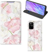 Samsung Galaxy S20 Plus Smart Cover Lovely Flowers