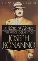 Boek cover MAN OF HONOR van Joseph Bonanno