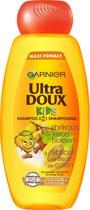 Garnier Ultra Doux Kids Abrikoos - Shampoo 600ml - Normaal Haar
