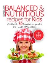 Balanced & Nutritious recipes for Kids