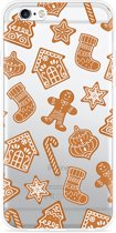 iPhone 6/6S Hoesje Christmas Cookies