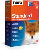 Nero Standard 2019 - 4in1 Suite - Nederlands / Frans - Windows Download