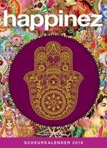 Happinez spirituele scheurkalender  2016