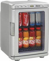 Mini-koelkast kunststof   19 Liter   46(h) x 33(b) x 37(d) cm
