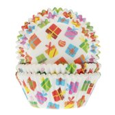 House of Marie Cupcake vormpjes Cadeaus pk/50