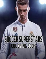 Soccer Coloring Book: Coloring Book for Kids and Adults with Fun, Easy, and Relaxing Coloring Pages (Coloring Books for Adults and Kids 2-4