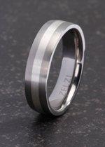 ZELZI Titanium ring: Athanasios 24 millimeter