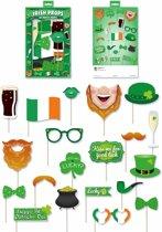 Ierse St Patrick's foto props set