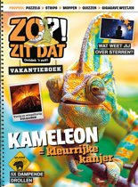 Zo Zit Dat - Vakantieboek 2018