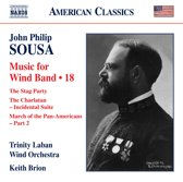 John Philip Sousa: Music for Wind Band, Vol. 18