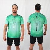 Bones Sportwear Heren T-shirt Spider S