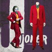 The Joker Kostuum - Maat M/L - Carnavalskleding heren mannen - Joaquin Phoenix - Carnavalspak - Carnaval Kostuum