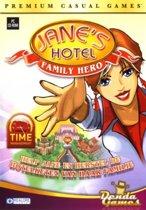 Jane's Hotel Family Hero - PC