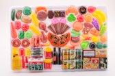 Speelgoed Eten - Set 114 delig - Namaak Etenswaren