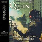 News Of The World In Concert - Green Vinyl
