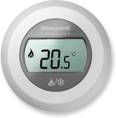 Honeywell Round Modulation Heat/Cool Kamerthermostaat