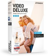 MAGIX Video Deluxe 2019 - Nederlands / Frans / Engels  -  Windows Download