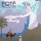 Erte - Mini Wall calendar 2020 (Art Calendar)