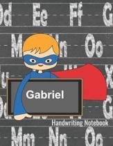 Gabriel Handwriting Notebook