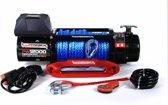 Powerwinch PW12000PS SR 12V - Elektrische lier met liertouw