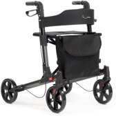 Opvouwbare Rollator MultiMotion Double Donkergrijs