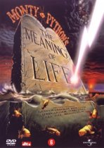 DVD cover van Monty Pythons The Meaning Of Life