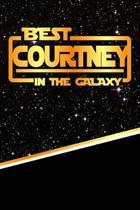 The Best Courtney in the Galaxy